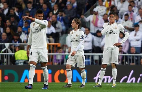 Dư âm Real 1-4 Ajax Đêm đen tối nhất lịch sử và Madridistas hình ảnh