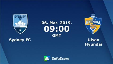Sydney vs Ulsan Hyundai 16h00 ngày 63 (AFC Champions League 2019) hình ảnh