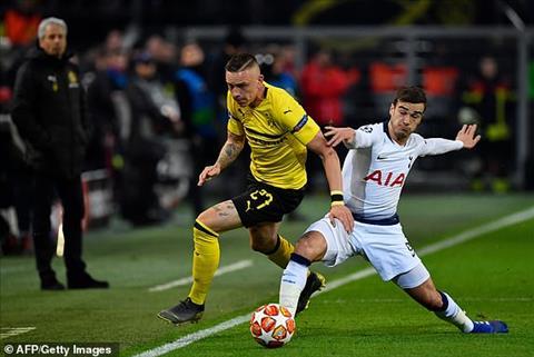 Trực tiếp Dortmund vs Tottenham tường thuật Champions League 2019 hình ảnh