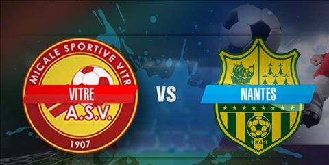 Vitre vs Nantes 0h30 ngày 73 (Cúp Quốc gia Pháp 201819) hình ảnh