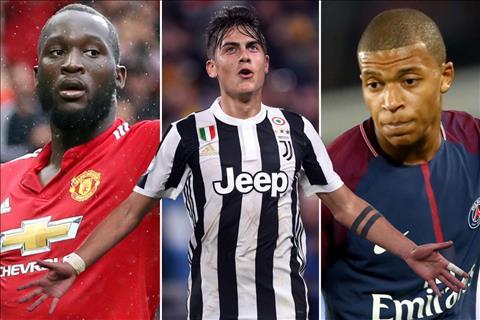 MU mua Paulo Dybala nếu Romelu Lukaku rời Old Trafford hình ảnh