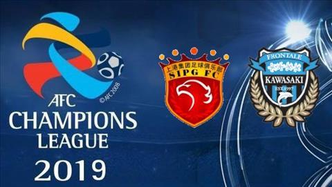 Shanghai SIPG vs Kawasaki Frontale 18h30 ngày 63 (AFC Champions League 2019) hình ảnh