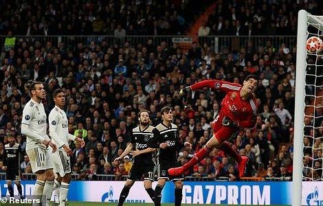 Những điểm nhấn Real 1-4 Ajax đáng chú ý nhất hình ảnh