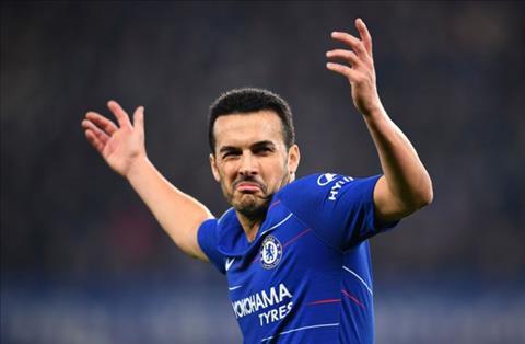 Pedro nói về mục tiêu của Chelsea hình ảnh
