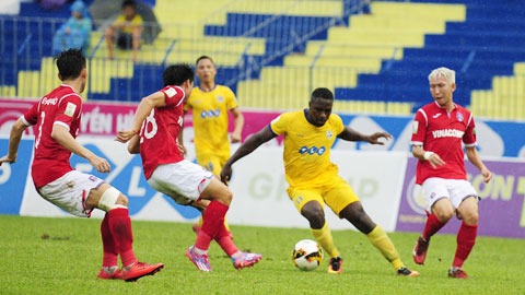 Quảng Ninh vs Thanh Hóa 17h00 ngày 63 (V-League 2019) hình ảnh