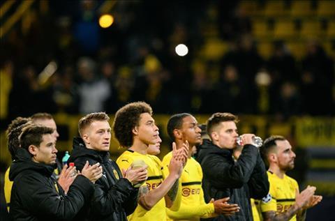 Marius Wolf nói về trận Dortmund vs Tottenham hình ảnh