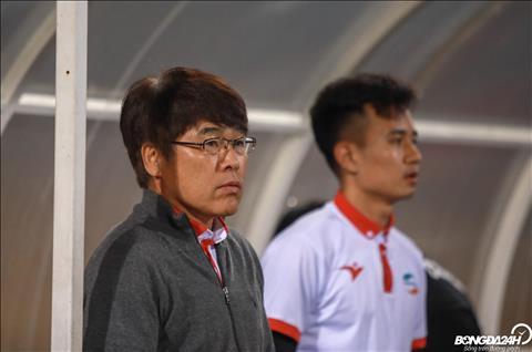 HLV Lee Heung Sil muon duoc bo sung them luc luong sau tran thua Ha Noi FC.