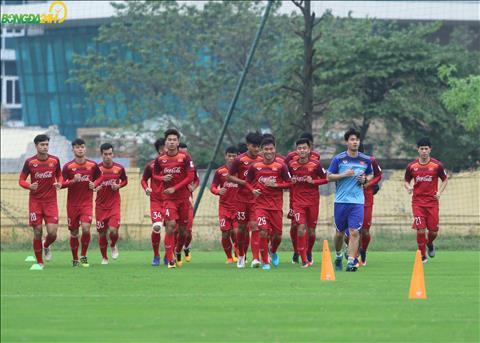 DT U23 Viet Nam se chi hoi du quan sau ngay 13/3 vi cac cau thu cua Ha Noi FC va Becamex Binh Duong phai tro ve CLB thi dau tai AFC Cup 2019.
