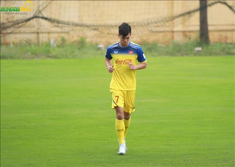 Tien Linh duoc danh gia la guong mat sang gia nhat tren hang cong cua DT U23 Viet Nam tai vong loai U23 chau A 2020.