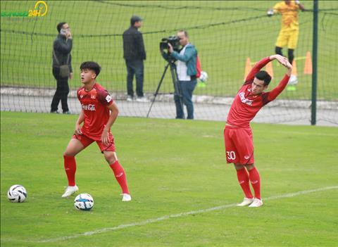 Chieu 7/3, DT U23 Viet Nam se tiep tuc tap luyen vao 17h00.