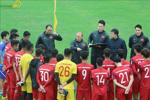 ĐT Việt Nam sẽ mang đội hình khủng đến King's Cup 2019 hình ảnh