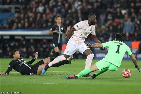Lukaku vs PSG