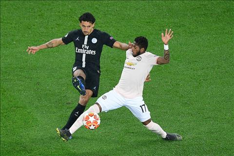 Fred chia sẻ sau trận thắng PSG hình ảnh