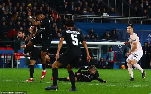 UEFA lên tiếng về tình huống MU được hưởng phạt đền trước PSG hình ảnh
