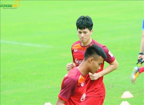 Su tro lai cua Dinh Trong giup HLV Park Hang Seo co the yen tam hon ve hang phong ngu U23 Viet Nam.