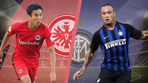 Frankfurt vs Inter Milan 0h55 ngày 83 (Europa League 201819) hình ảnh