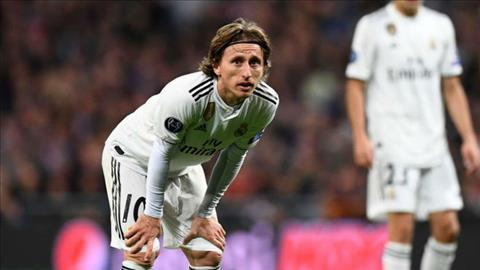 Tiền vệ Luka Modric chia tay Real Madrid và gia nhập AC Milan hình ảnh