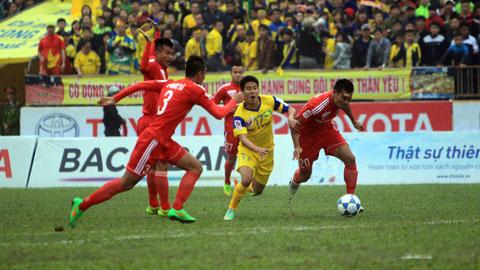 Lịch thi đấu V-League hôm nay 73 - LTĐ bóng đá Việt Nam hôm nay hình ảnh