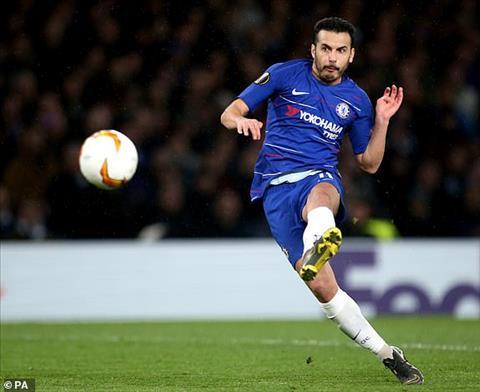Chelsea 3-0 Dynamo Kiev Tiếp đà hồi sinh, The Blues tiến gần đến tứ kết Europa League hình ảnh 2