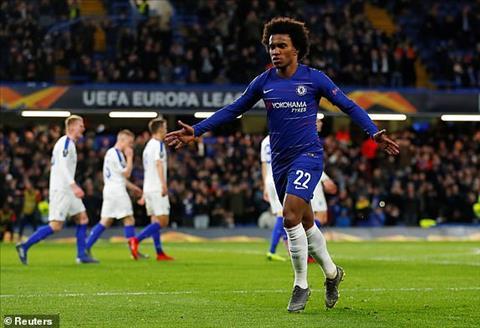 Chelsea 3-0 Dynamo Kiev Tiếp đà hồi sinh, The Blues tiến gần đến tứ kết Europa League hình ảnh 3