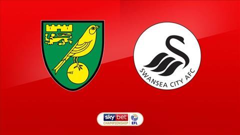 Norwich vs Swansea 2h45 ngày 93 (Hạng nhất Anh 201819) hình ảnh