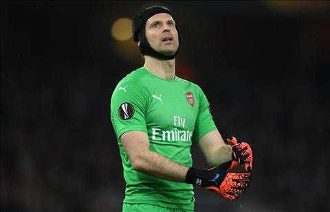 Petr Cech rời Arsenal trở lại Chelsea ở Hè 2019 hình ảnh