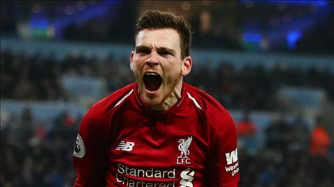 Robertson bay cach giup Liverpool vo dich NHA mua nay