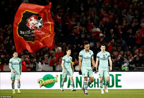 8Live đưa tin Tội đồ Sokratis lên tiếng sau trận thua Rennes