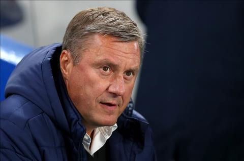 Alyaksandr Khatskevich phát biểu sau trận Chelsea 3-0 Dynamo Kiev hình ảnh