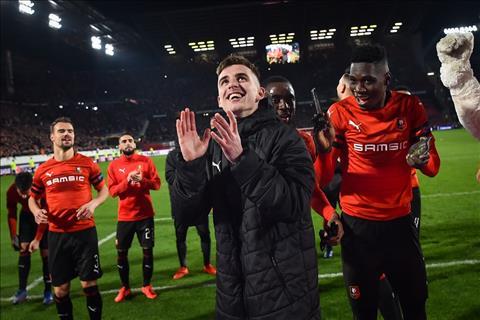 Chủ tịch Rennes nói về chiến thắng 3-1 trước Arsenal  hình ảnh