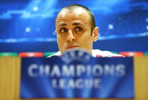 Dimitar Berbatov nói về khả năng MU vô địch C1 mùa này hình ảnh