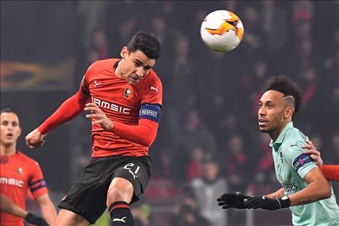 Benjamin Andre nói về trận Rennes vs Arsenal hình ảnh