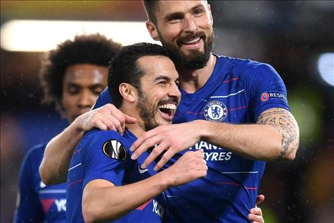 Chelsea thang Dynamo Kiev 3-0