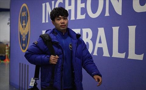 Công Phượng lên tiếng sau khi được ra sân ở Incheon hình ảnh