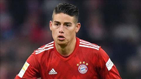 James Rodriguez Tôi hạnh phúc ở Bayern Munich nhưng hình ảnh