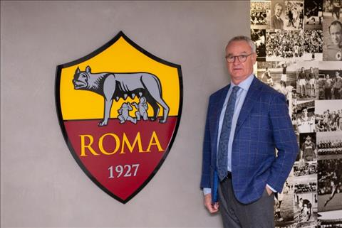 AS Roma chính thức bổ nhiệm HLV Claudio Ranieri hình ảnh