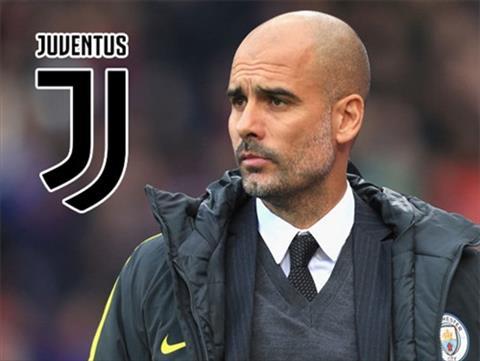 Juventus ký hợp đồng với HLV Pep Guardiola hình ảnh