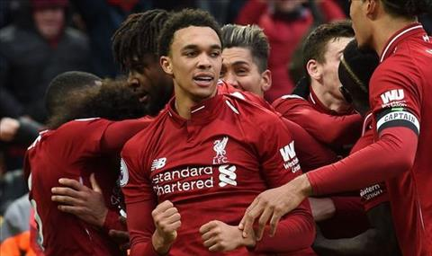 Liverpool 2-1 Tottenham Alexander-Arnold