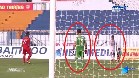 Cầu thủ Cần Thơ tự đá phản lưới nhà đối mặt án phạt cực nặng hình ảnh