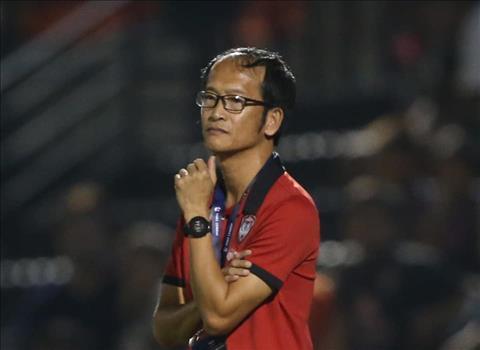 Dang Van Lam chia tay thay moi chi sau 5 vong dau o Thai League.