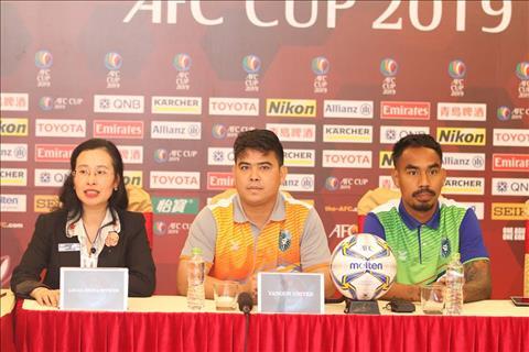 HLV Yangon United danh gia cao Quang Hai truoc tran Ha Noi vs Yangon United.