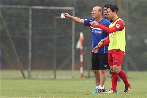 HLV Park Hang Seo sẽ triệu tập gần 100 cầu thủ lên các đội tuyển hình ảnh