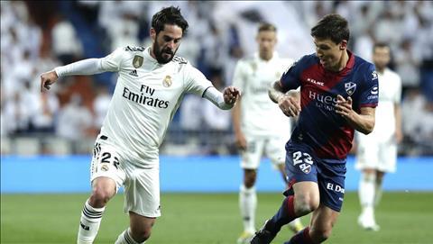 Zidane ca ngợi Isco sau trận thắng nhọc Huesca hình ảnh