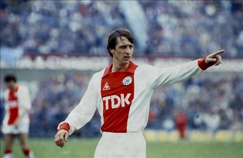 Ajax Amsterdam Di sản bất tử của Johan Cruyff  hình ảnh