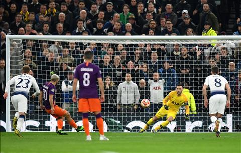 Dư âm Tottenham vs Man City Khi Pochettino cao tay hơn Pep  hình ảnh