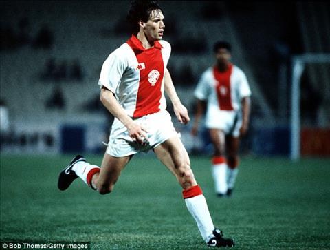 Marco van Basten Những năm tháng ở Ajax Amsterdam (p1) hình ảnh 2
