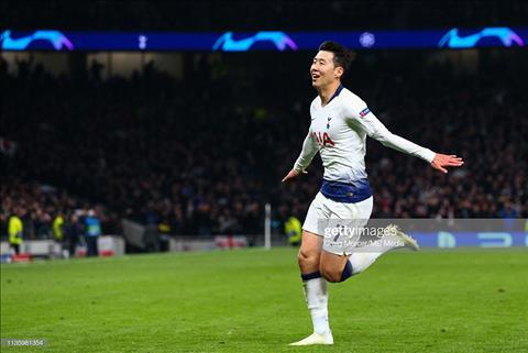 Thống kê Tottenham vs Man City - Lượt đi tứ kết C1 201819 hình ảnh