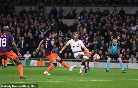 Tottenham 1-0 Man City Son Heung-Min giúp Spurs chiếm lợi thế trước trận lượt về hình ảnh 2