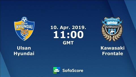 Ulsan Hyundai vs Kawasaki Frontale 18h00 ngày 104 (AFC Champions League 2019) hình ảnh