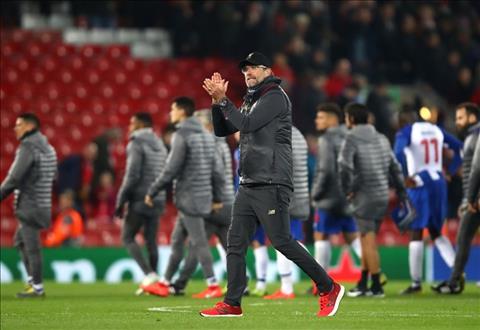 Virgil van Dijk nói về chiến thắng của Liverpool trước Porto hình ảnh